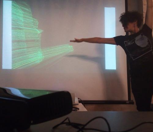 Taller de Interactividad Kinect